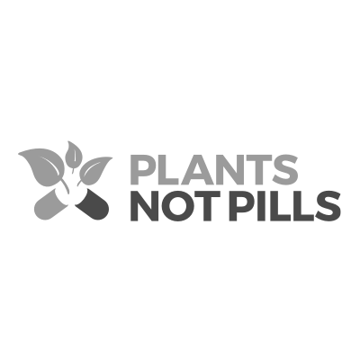 PLANTS NOT PILLS